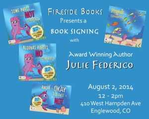 Fireside Books August 2